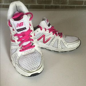 New Balance Lace Up Running Shoes